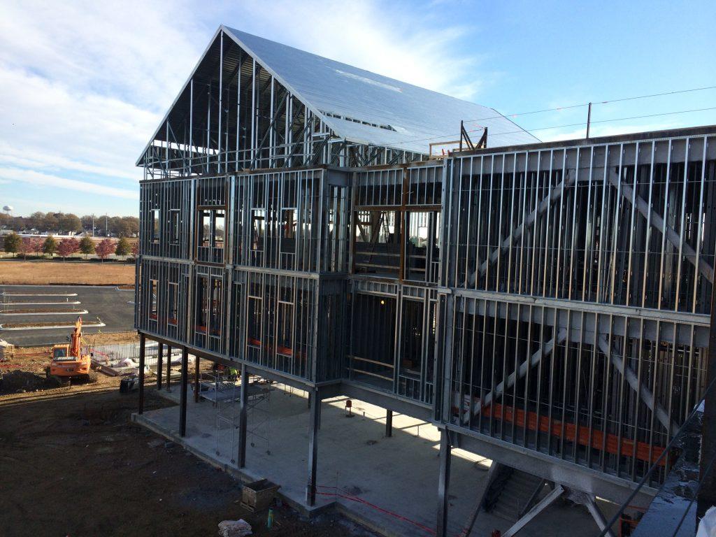Light Gauge Metal Framing Precision Walls Inc