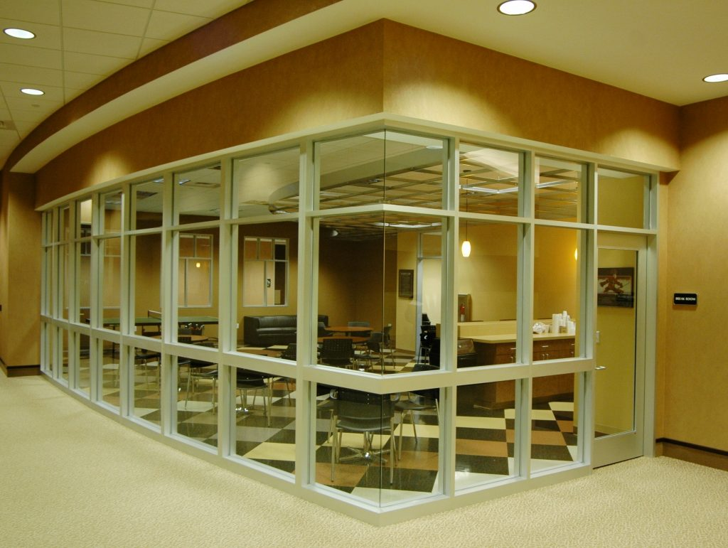 Demountable Partitions And Moveable Walls In North Carolina