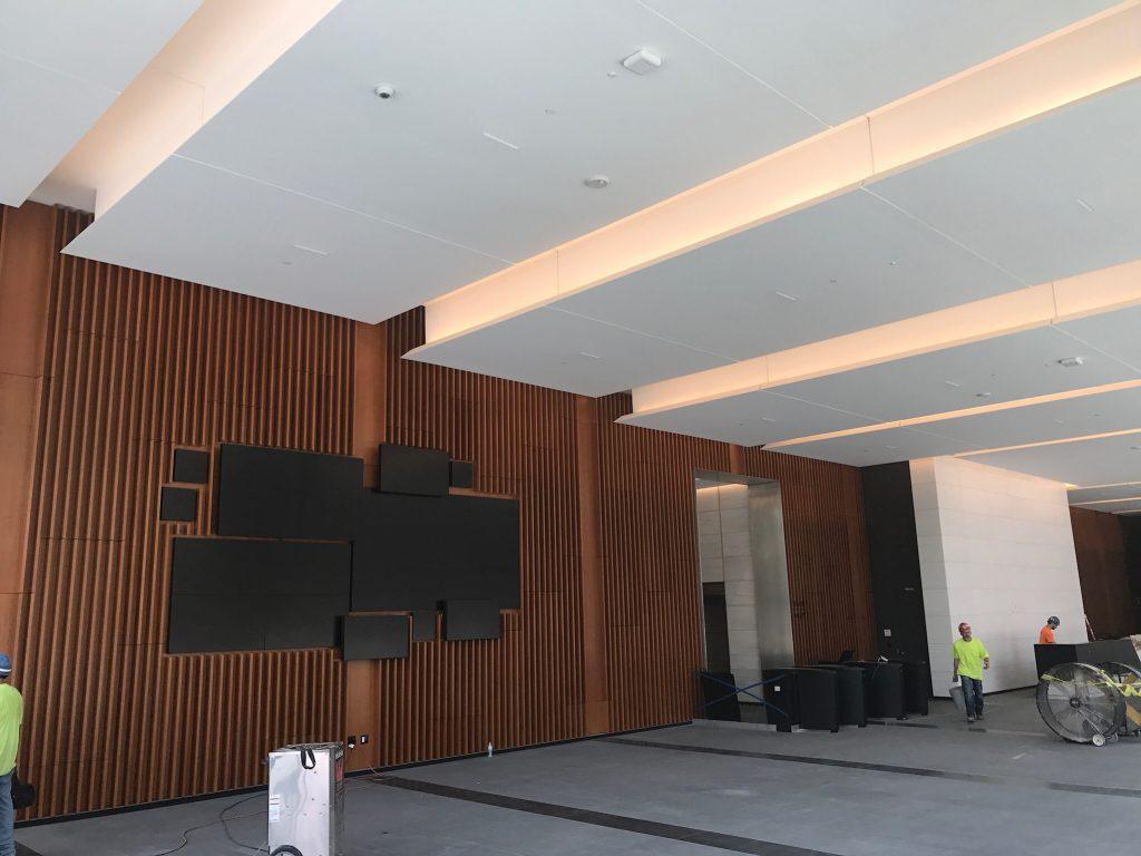 6 Bridgestone Americas Hq Finished Product Drywall