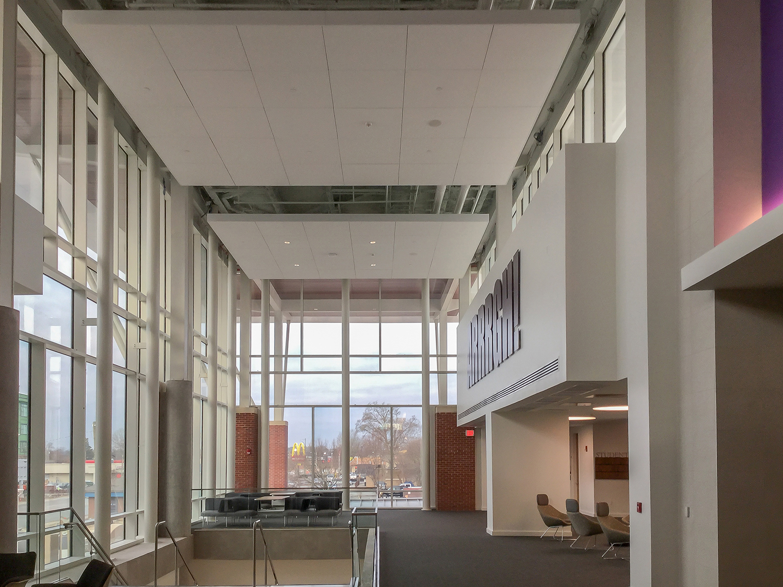 Ecu Main Campus Student Center Precision Walls Inc 5 Precision Walls Inc